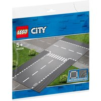 LEGO City Straight & T-Junction 60236