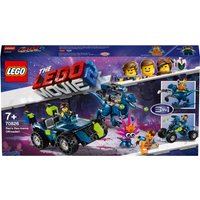 LEGO Movie 2 Rex-Treme Offroader Set 70826