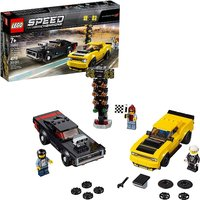 LEGO Speed Champions Dodge Challenger & Dodge Charger 75893