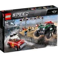 LEGO Speed Champions 1967 Mini Cooper & 2018 Mini Cooper 75894