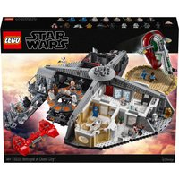 LEGO Star Wars Betrayal at Cloud City Set 75222