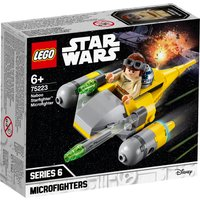 LEGO Star Wars Naboo Starfighter Microfigher 75223