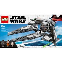 LEGO Star Wars Black Ace TIE Interceptor Starship 75242
