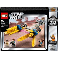 LEGO Star Wars Anakin Podracer 20th Anniversary 75258