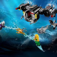 LEGO Super Heroes Batman Batsub & Underwater Clash 76116