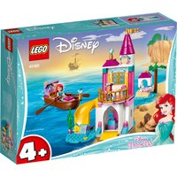 LEGO Disney Princess Ariel Seaside Castle 41160 - Hamleys Gifts