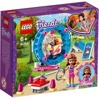 LEGO Friends Olivia's Hamster Playground 41383 - Lego Friends Gifts