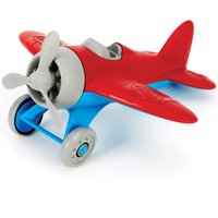 Green Toys Red Airplane Set - Toys Gifts