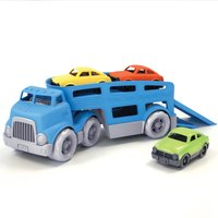 Green Toys Car Carrier Set - Hamleys Gifts
