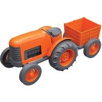 Green Toys Orange Tractor Set - Orange Gifts