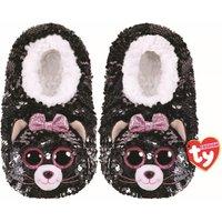 TY Kiki Cat Flip Slippers Medium