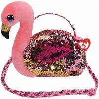 TY Gilda Flamingo Sequin Shoulder Bag - Shoulder Bag Gifts