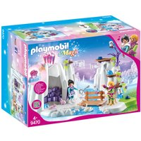 Playmobil 9470 Magic Crystal Diamond Hideout with Shiny Crystal - Shiny Gifts