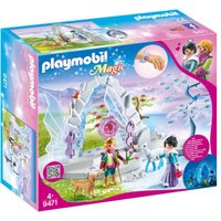 Playmobil 9471 Magic Crystal Gate to the Winter World with Lit Gate