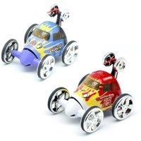 Buzz Toys Mini Super Tumbler Extreme RC Stunt Car Assortment - Extreme Gifts