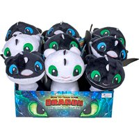 How to Train Your Dragon Night Lights Soft Toys Assortment - Toys Gifts