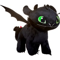How to Train Your Dragon 60cm Toothless Soft Toy - How To Train Your Dragon Gifts