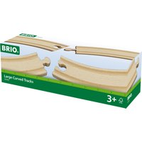 BRIO World Railway Large Curved Track