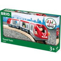 BRIO World Travel Train