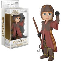 Harry Potter Ron Quidditch Collectible Figure