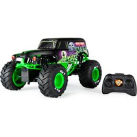 Monster Jam RC Grave Digger Truck - Rc Gifts