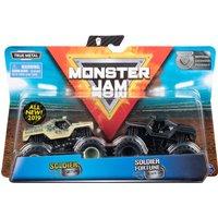 Monster Jam Monster Truck 2 Pack Assortment
