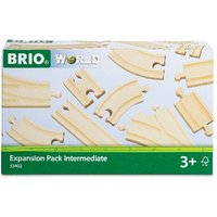 BRIO Railway Track Expansion Pack Intermediate