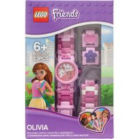 LEGO Friends Olivia Buildable Watch with Link Bracelet - Lego Friends Gifts