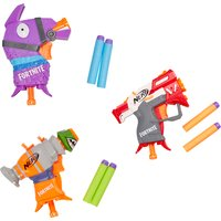 Click to view product details and reviews for Nerf Fortnite Micro Shots Dart Blaster Assortment.