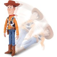 Toy Story 4 Sheriff Woody w/ Interactive Drop-Down Action