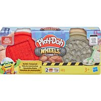 Play-Doh Wheels Buildin' Compound 2-Pack - Hamleys Gifts