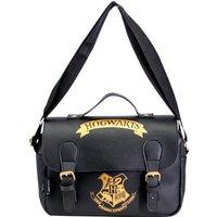 Harry Potter Satchel Lunch Bag (Black & Gold)