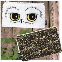 Harry Potter Hedwig Fluffy Pencil Case - Harry Potter Gifts