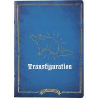 Harry Potter Transfiguration A5 Notebook - Harry Potter Gifts