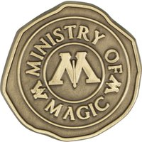Harry Potter Ministry of Magic Pin Badge - Harry Potter Gifts