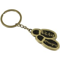 Harry Potter Mischief Managed Keyring - Harry Potter Gifts