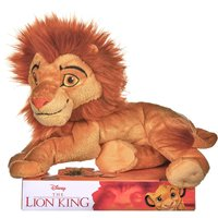 Lion King 25cm Simba Adult - Adult Gifts