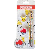 Pokemon Pencil Set