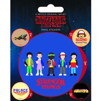 Stranger Things (Arcade) Stickers