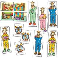 Mini Games Llamas in Pyjamas - Games Gifts
