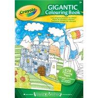 Crayola Gigantic Colouring Book - Crayola Gifts