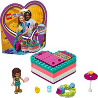 LEGO Friends Andrea's Summer Heart Box - Lego Friends Gifts