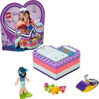LEGO Friends Emma's Summer Heart Box - Summer Gifts
