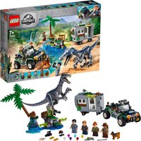 LEGO Jurassic World Baryonyx Face-Off: The Treasure Hunt