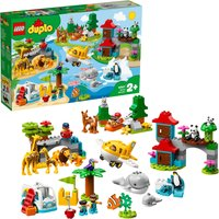 DUPLO Town World Animals - Duplo Gifts