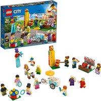City TownPeople Pack - Fun Fair - Fun Gifts