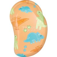 Tangle Teezer Original Mini Detangling Hairbrush - Mighty Dino Print - Dolls Gifts