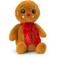 Keel Toys Gingerbread Man with Scarf 25cm - Soft Toys Gifts
