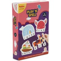 Youreka Play 'n' Spell Puzzle