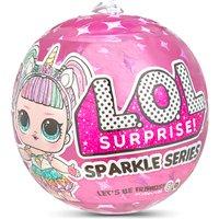 L.O.L. Surprise Dolls Sparkle Series Assortment - Lol Surprise Gifts
